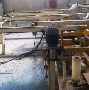 PACKAGING LINE PEZZORGNIA (USED AND
