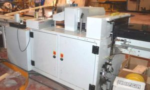 AUTOMATIC BAGGING MACHINE (USED)